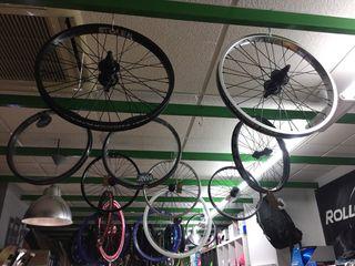 Rueda BMX