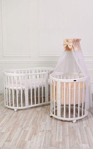Cama y cuna para bebés Smartgrow 7IN1 Comfortbaby