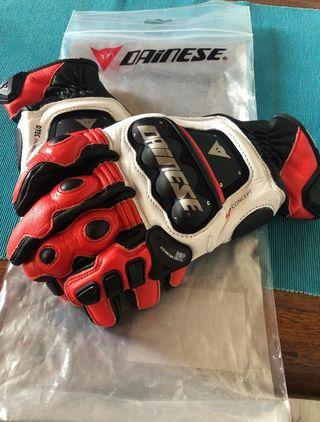 guantes Dainese 4 stroke nuevos