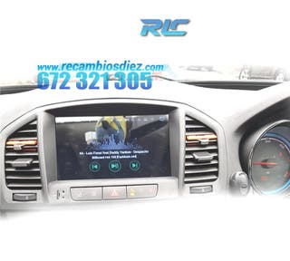 RADIO NAVEGADOR ANDROID 8,0 OPEL / HOLDEN / INSIGN