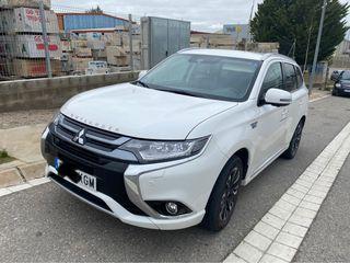 Mitsubishi Outlander PHEV Eléctrico híbrido