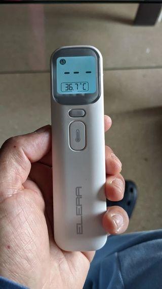 Termómetro Infrarojo Digital