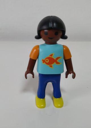 Figura niña Playmobil