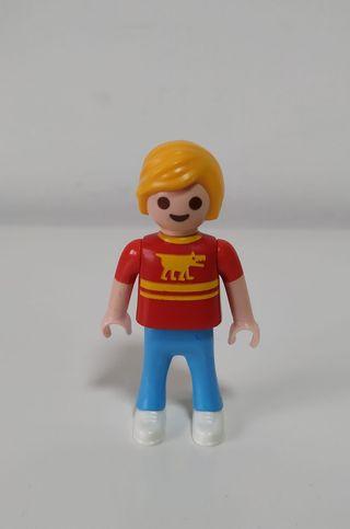 Figura niño Playmobil