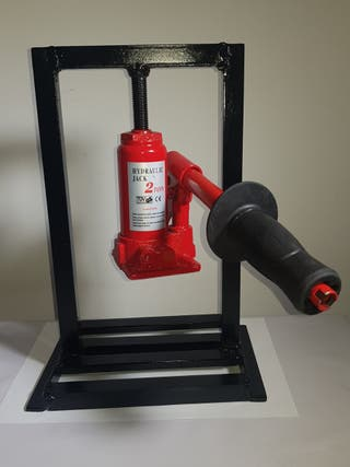 prensa hidráulica 2t