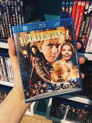 Peter Pan Bluray