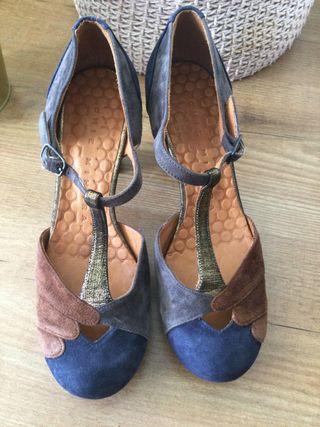 Chie Mihara zapatos tacón
