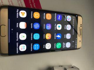 Samsung S7 edge Color oro 32 g
