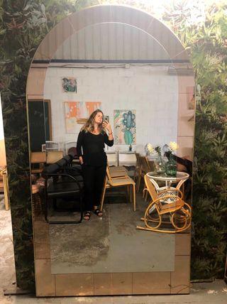 Espejo grande decorativo vintage
