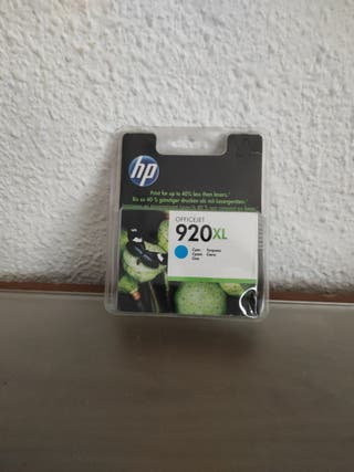 Cartucho tinta para impresora HP920XL