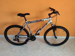 Bicicleta BH Over-X 470