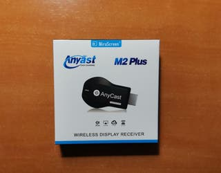 AnyCast M2 Plus Receptor pantalla WiFi