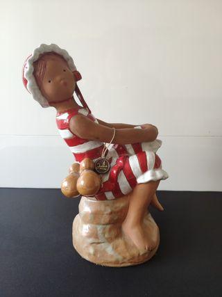 Muñeca de cerámica Jullar
