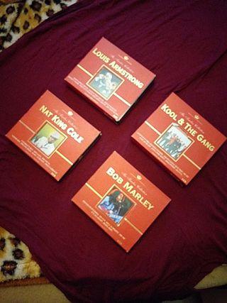 Coleccion cuatro autores