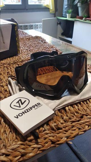 Gafas de nieve Von Zipper