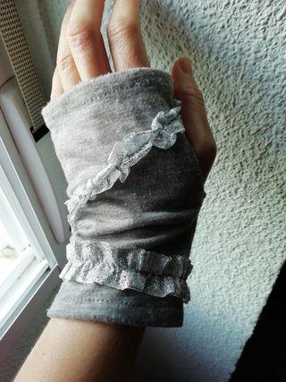 Manguitos/guantes sin dedos