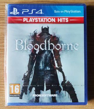 Bloodborne (Precintado) - PS4