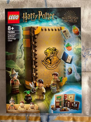 Lego Harry Potter 76384 Hogwarts Moment Herbology