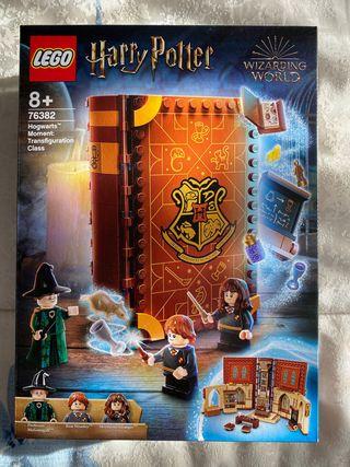 Lego Harry Potter 76382 Hogwarts Moment Transfigur