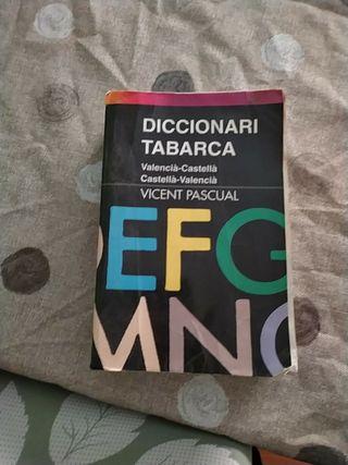 Diccionario de Valenciano y Catalan