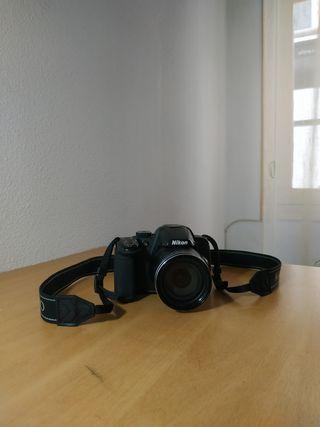 Bridge Nikon Coolpix p520