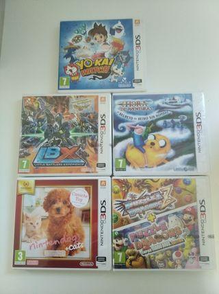 juegos 3ds