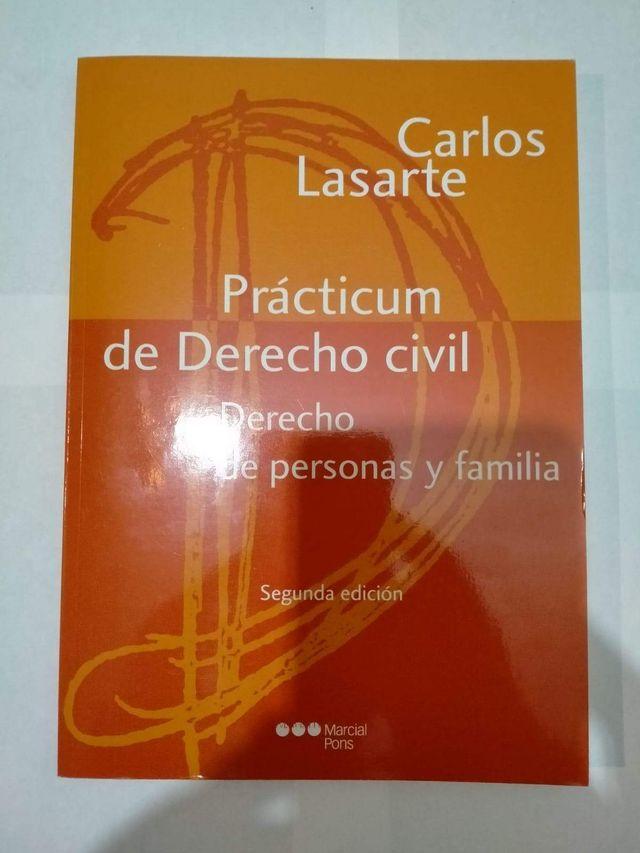 Prácticum De Derecho Civil Personas Y Familia De Segunda Mano Por 4 9 En Madrid En Wallapop