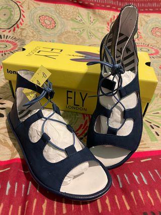 Sandalias fly london (Envíos)