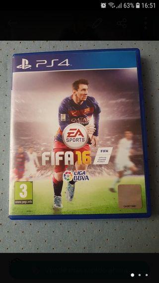 FIFA16 para PS4