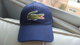 gorra Lacoste original y NUEVA