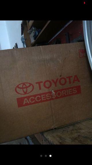 Llantas de acero Toyota