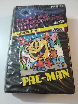 Pac-Man Msx
