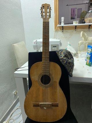 Guitarra española JOSE MAS Y MÁS