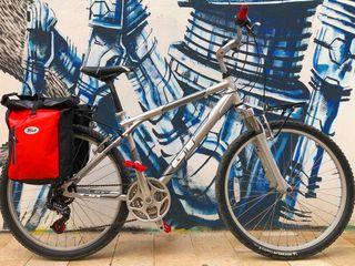 Bici GT Timberline Triple Triangle aluminio 26 mtb