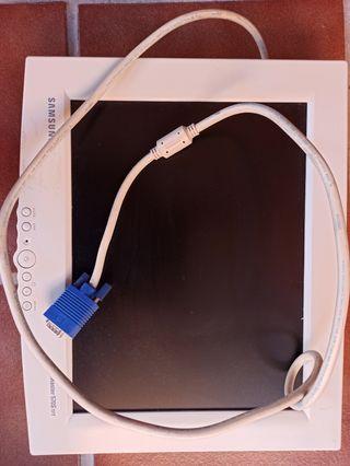 pantalla plana de ordenador Samsung
