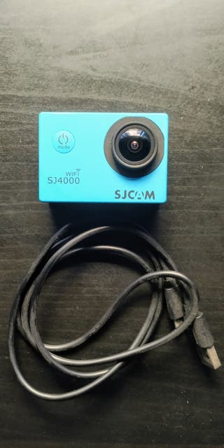 Videocámara Deportiva SJCam SJ 4000 Wifi