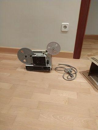 Proyector Película Super8