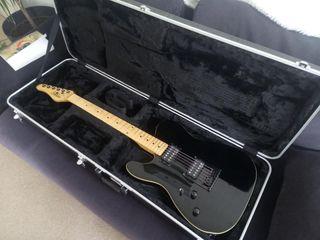 Guitarra zurda Schecter PT