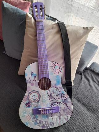 Guitarra infantil.