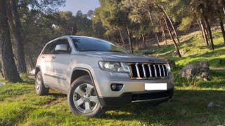 Jeep Grand Cherokee 2012 3.0 crd limited