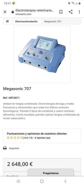 megasonic 707