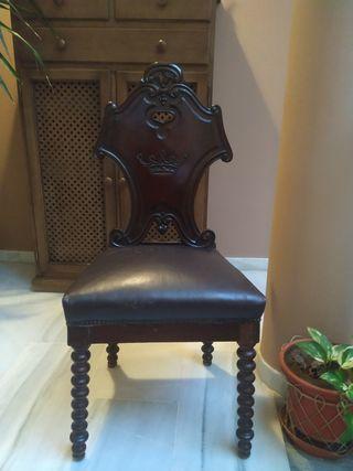 sillas barroca