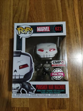 Pop! Punisher War Machine 623 Special Edition