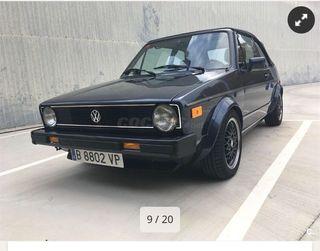 Volkswagen Golf Cabrio 1986