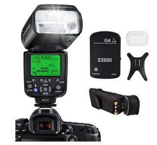 Flash ITT-L para Nikon ESDDI (NUEVO)