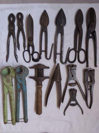 herramienta antiguas