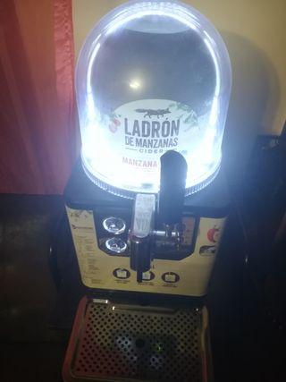 tirador dispensador cerveza y sidra