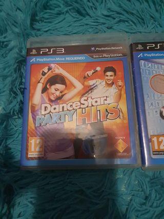 juegos dance star y sport champions 2