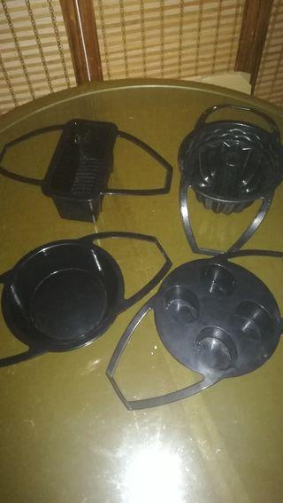Molde silicon