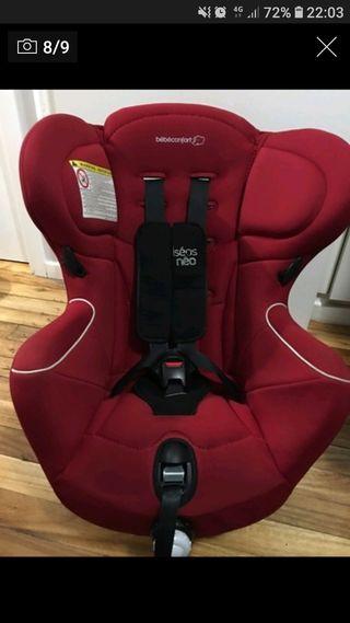 silla de coche isofix bebe confort